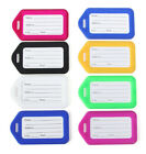 Plastic Suitcase / Luggage ID Tags