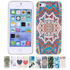 New Colored Drawing Pattern Snap Hard Shell Back Case Cover Skin For iPhone 5 5S