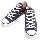 Converse AS CORE OX Low Navy M9697 All Star Canvas Athletic Sneakers Shoes