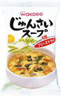 Made in Japan Freeze Dried Instant Soup in Various Flavors by Wakodo