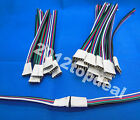 5-100 Set 5 PIN Connector Cable Cord for 3528 5050 RGBW RGB +WW LED Strip Light