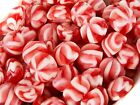 Strawberry Twists Kisses - Jelly Wedding Retro Sweets - Select 500g,1kg,3kg Bag