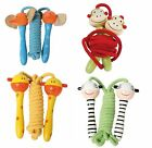 Kids Children's Animal Wooden Handled Jumping Rope Skipping Rope Outdoor Indoor
