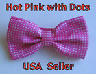 (All Colors) Men's Tuxedo Classic Bowtie Multi Style Neckwear Adjustable Bow Tie