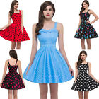 ❤11 Style❤ Vintage ROCKABILLY Ball Gown Cocktail Formal Short Pinup Party Dress