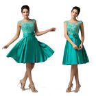 CHEAP Masquerade Ball Party GRADUATION BIRTHDAY Gown Evening Prom Cocktail Dress
