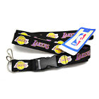 NBA Los Angeles Lakers Lanyard Keychain ID Holders