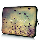 """Cute 13"""" Neoprene Laptop Soft Bag Sleeve Case Cover For Macbook Pro / Air Dell"""