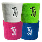 KOOKABURRA HOCKEY WRISTBANDS - PAIR. CHOICE OF COLOURS.  POSTAGE FREE.