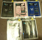 DECALGIRL iPhone 5 iPad 2,3,4 Air Force Mom Wife Blue Black C-130 Camo Skin Kit
