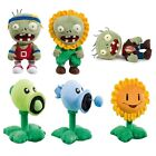 Plants against Zombies Stuffed Animals Flowers
