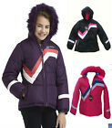 NWT Girl's Performance Gear Bubble Jacket 5-16