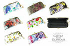 FLORAL VINTAGE STYLE SHABBY CHIC PURSE WALLET CLASP FASTENING CELEBRITY STYLE