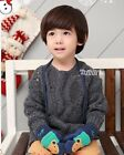 3499 Soft Cute Baby Toddler Boy Girl Mittens Kids Warm Glove Winter 1--5 Years
