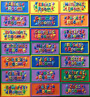 Childrens 3D Pesonalised Name Plaque/Sign/Plate Play/Bedroom Boy/Girl John Hinde