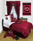 South Carolina Gamecocks Comforter and Sheet Set Twin to Queen
