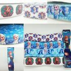 "NEW 100 yds DISNEY FROZEN PRINCESS ELSA ANNA 25mm 1"" Grosgrain Ribbon hairbow"