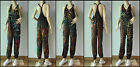 Long Jumpsuit Pants Maternity Tie Dye Heavy Cotton 1 Size Fits Most Machine Wash