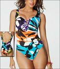 MIRACLESUIT ESCAPE 12-18 MIRACLE SWIMMERS SWIM SUIT BATHERS SWIMMING COSTUME