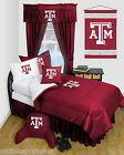 Texas A&M Aggies Bed in a Bag & Valance Twin Full Queen Comforter