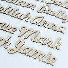 mdf letters wholesale