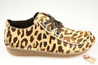 CLARKS FUNNY DREAM LEOPARD Chaussures Baskets Femme ANIMAL Shoes tailles