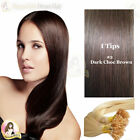 "26"" DIY kit Indian Remy Human Hair I tips/micro beads  Extensions  AAA GRADE #2"
