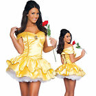 Deguisement Robe belle et la bete princesse S M L XL costume tenue beauty