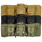 """Lancer Tactical CA-345 36"""" MOLLE Double Carbine Rifle Case Backpack w/Mag Pouch"""