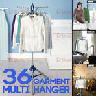 Portable Foldable Dryer Rack Airer Multi Garment Hanger Coat Stand Clothes line