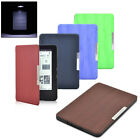WOOD PATTERN ULTRA THIN CASE COVER FOR KINDLE WITH TOUCH (7th Generation 2014)