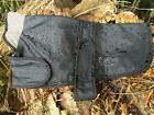 Top Quality Tailored Barkor Wax Waterproof Dog Coat All Sizes Made In The UK