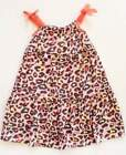 NWT Gymboree Cheetah Leopard Heart Print  Nightgown Size 2T & XS (4)