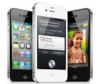 Apple iPhone 4s - 32GB 8MP, A5 Chipset Dual-Core Siri WiFi GSM FACTORY UNLOCKED