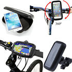 Bike Bicycle Handlebar Mount Holder Waterproof Case for Various Sony Mobile
