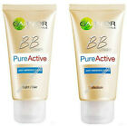 NEW GARNIER PURE ACTIVE BB CREAM All-In-One Anti Imperfections + SPF15
