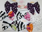 NWT Gymboree Hair Accessories Bows French Clip Backs CHOICE of ONE