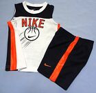 NIKE Boys New Summer Outfit Set size 4 Nwt