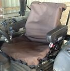 Heavy Duty Brown Tractor/JCB Seat Cover Waterproof - Other colours available