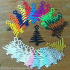 Christmas Die Cuts - Squiggle Christmas Tree - Topper - Cards