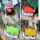 Jump Style 2D Drawing From Cartoon Paper Bag Comic 3D Messenger Bag A0502_2 FKS