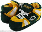 Green Bay Packers Slippers Hi Top Boot Sneaker Style