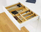 Oak Wood Cutlery Tray for Blum Tandembox, Intivo or Antaro Kitchen Drawers