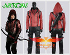 Green Arrow season3 Arsenal Roy Arrow Bag Belt System For Cosplay Costume