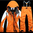 High Quality Women Outdoor Waterproof Windproof Warm Ski Clothing Ski Pants Suit