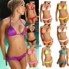 AU SELLER Womens Sexy Bikini Set Swimwear Top and Bottom Swimsuit Bathers sw039