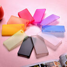 0.3mm Ultra Thin Slim Crystal Clear PP Hard Case For Sony Xperia Z1 Compact Mini
