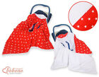 *NEW & QUALITY DOUBLE-SIDED CAR SEAT BABY BLANKET / COVER / COSYTOES / 100x100cm