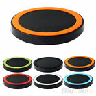 Popular Cool Qi Wireless Charger Mini Charge Pad For Samsung Galaxy S6 Edge+ S5