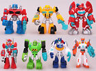 Transformers Robots Action Figure 7pc Kids Boy Fun Play toy play set Autobots